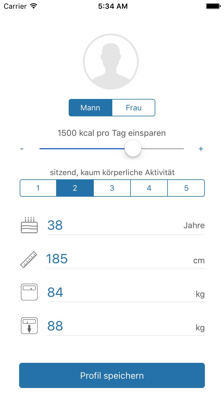 Pocket Kalorien 2016