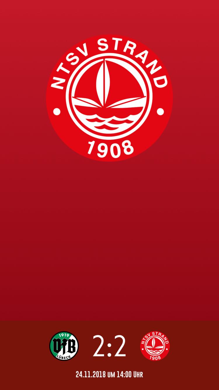 NTSV Strand 08 - offizielle App