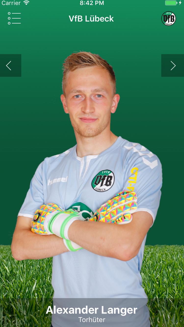 VfB Lübeck - offizielle App